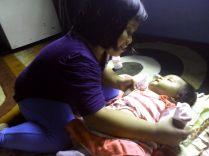 Zahra dan Aisyah